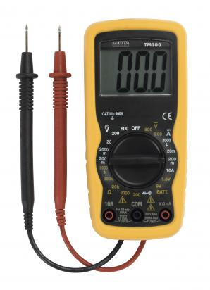 Picture of Sealey Professional Digital Multimeter - 6 Function