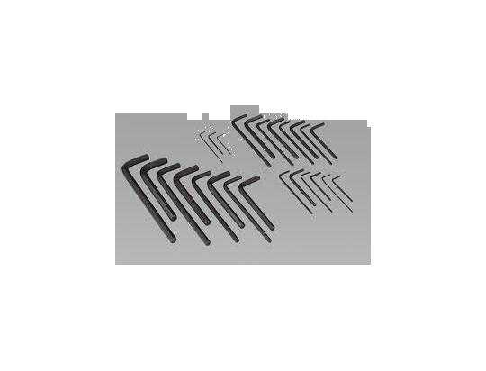 Picture of Sealey Hex Key Set 25pc