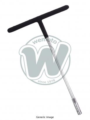 Picture of Socket T-Bar Rubber Handle 10 mm