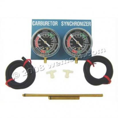 Picture of Vacuum Gauges Twin Cylinder