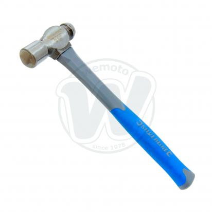 Hammer - Ball Pein Hammer 8oz Fibreglass Handle