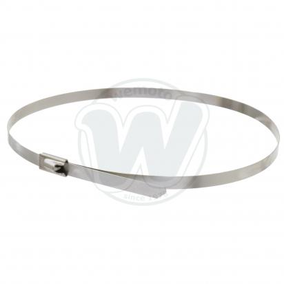 Picture of Cable Tie Stainless Steel 304 Ball Lock   14inch / 360mm x 4.6mm  - Sold Individually