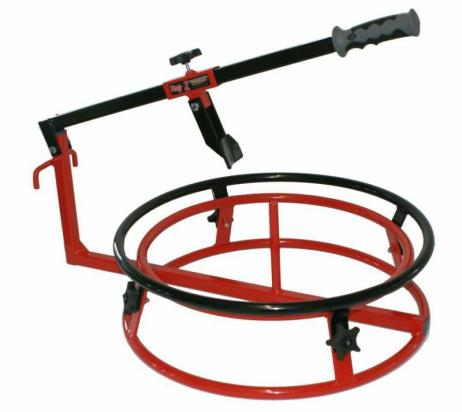 Manual Tyre Changer for 17-21 Rims