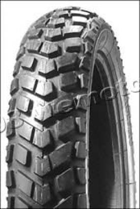 Picture of Heidenau 120/90T-17 Catspaw Trail Tyre Tubed K60 (68T)