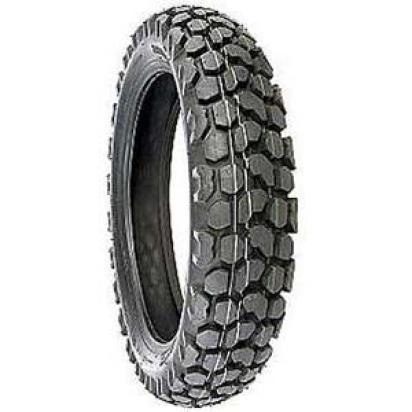 Picture of Kings 130/80T-17 Catspaw Trail Tyre Tubed KT967 (71T)