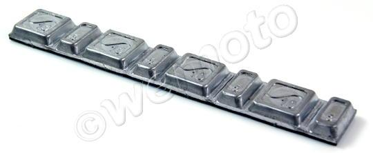 Picture of Wheel Balance Weight - Alloy  4x5g and 4x10g per Strip