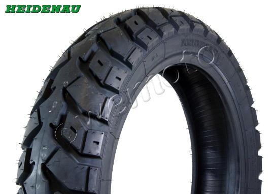 Picture of Heidenau 150/70B-18 Catspaw Trail Tyre Tubeless K60 M+S Scout (70T)