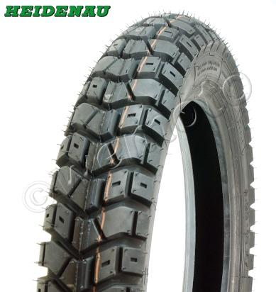 Picture of Heidenau 400-18 Scout Trail Tyre Tubed K60 (64T)