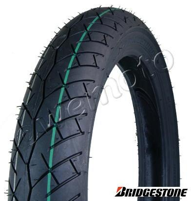 Picture of Bridgestone Battlax Front BT45F 110/80-18 58V