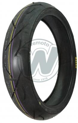 Picture Of Suzuki GSXR 750 WN 92 Tyre Front