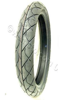 Picture of Heidenau 90/90S-17 Road Tyre Tubed K63 (49S)