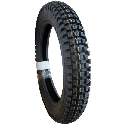 Picture of Heidenau 325T-19 Block Trail Tyre Tubed K67(54T)