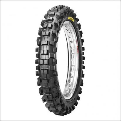 Picture of REAR TYRE 110/90-19 62M MAXXCROSS PRO
