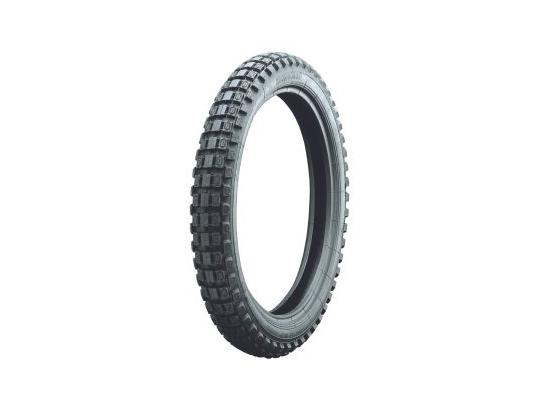 Picture of Heidenau 300P-18 Trial Block Tyre Tubed K41 (52P)
