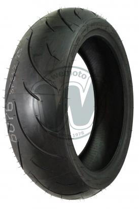 Picture of Dunlop Rear Qualifier 180/55ZR17 (73w)