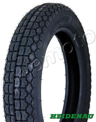 Picture of 12 Inch Heidenau 300J-12 Road Tyre Tubed K38 (47J)