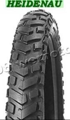 Picture of Kawasaki KLX140G CJF 18 Tyre Front - Heidenau (Made in Germany)