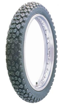 Picture of Vee Rubber VRM022 Trail Catspaw 400-18 64R Tubed