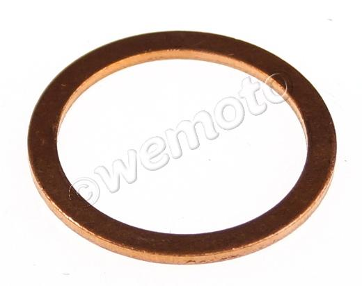 Picture of Sump Plug Copper Washer - As BMW 11417652949 - BMW F650 / F700 / F800