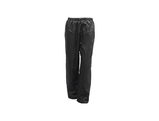Rain Trousers Black -  Large 86cm (34inches)