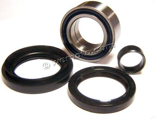 Picture of Front Wheel Bearing Kit with Dust Seals for F model only