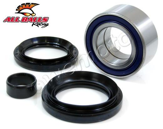 Picture of Front Wheel Bearing Kit with Dust Seals