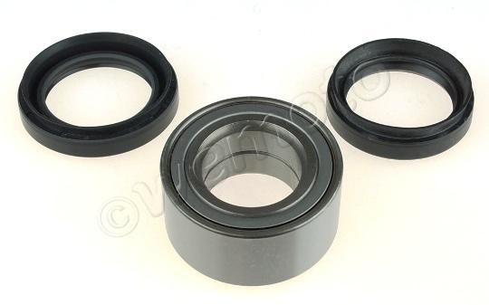 Front Wheel Bearing Kit with Dust Seals (By All Balls USA)
