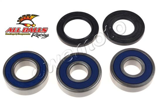 Picture of Rear Wheel Bearing Kit with Dust Seals (By All Balls USA)