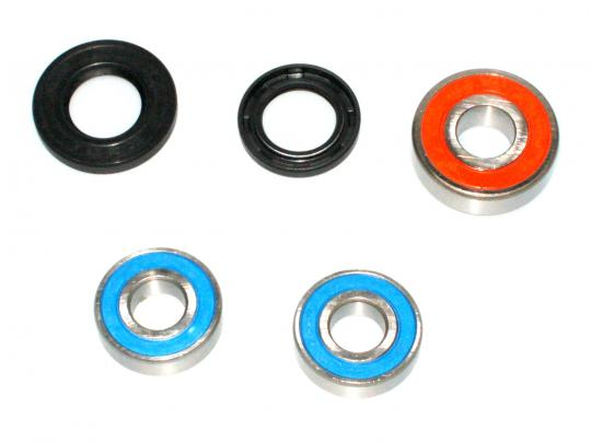 Picture of Honda CB 600 F7 Hornet 07 Rear Wheel Bearing Kit with Dust Seals
