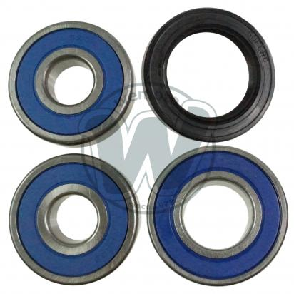 Picture of Kawasaki GPZ 500 S (EX 500 A1) 87 Rear Wheel Bearing Kit with Dust Seals
