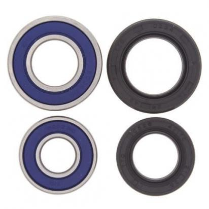 Picture of Suzuki LT-Z 250 L0 Quadsport 10 Front Wheel Bearing Kit with Dust Seals (By All Balls USA)
