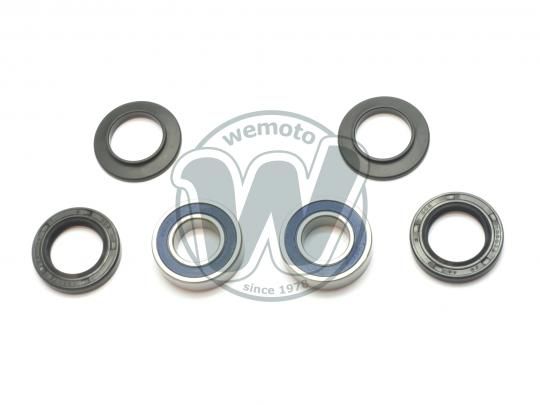 Picture of Front Wheel Bearing Kit with Dust and Oil Seals