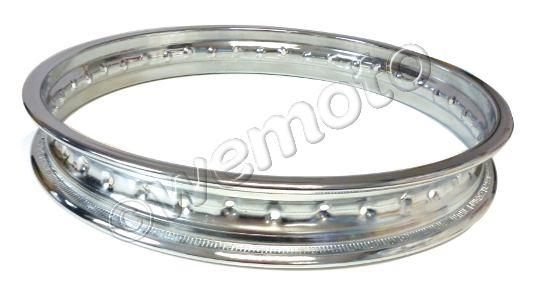 Picture of Wheel Rim - 1.85 x 18 - 40 Holes - Chrome
