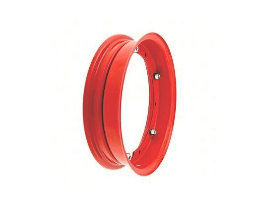 Picture of Wheel Rim Vespa 10 Inch - Red