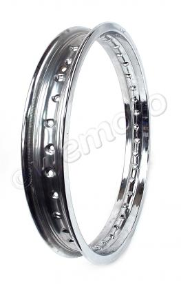 Picture of Wheel Rim - 1.85 x 17 - 36 Holes - Chrome