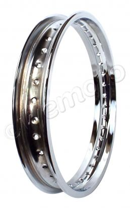 Picture of Wheel Rim - 2.15 x 17 - 36 Holes - Chrome