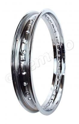 Picture of Wheel Rim - 2.15 x 18 - 36 Holes - Chrome