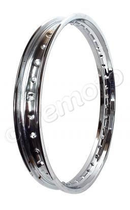 Wheel Rim - 1.60 x 17 - 36 Holes - Chrome