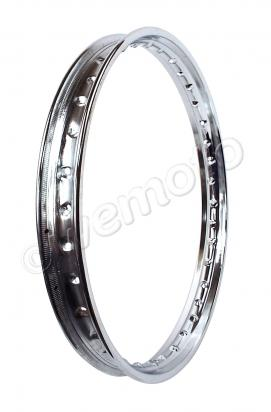 Picture of Wheel Rim - 1.40 x 18 - 36 Holes - Chrome