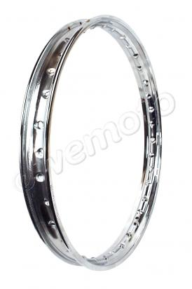 Wheel Rim - 1.40 x 19 - 36 Holes - Chrome