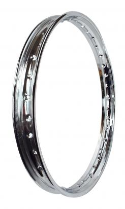 Picture of Wheel Rim - 1.60 x 21 - 36 Holes - Chrome