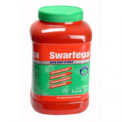 Hand Cleaner - Swarfega Original Smooth Gel Rapid Hand Cleaner (Tub) 4.5 Litre