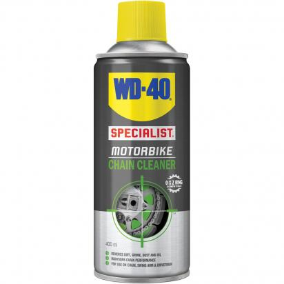 Picture of WD40 Specialist Motorbike Chain Cleaner 400ML