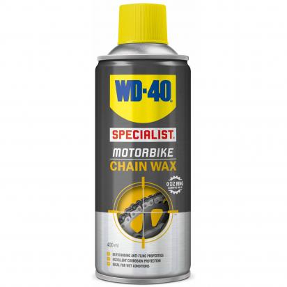 Picture of WD40 Specialist Motorbike Chain Wax 400ML