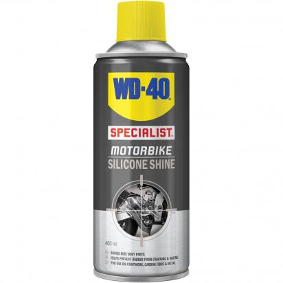 Picture of WD40 Specialist Motorbike Silicone Shine 400ML