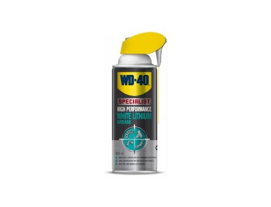 Picture of WD40 Specialist Range White Lithium Grease 400ML