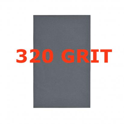 Picture of Wet and Dry Paper 320 Grit  230mm x 280mm