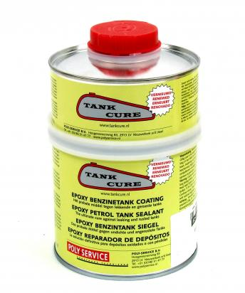 Picture of TANK CURE - Epoxy Sealant 600Grm