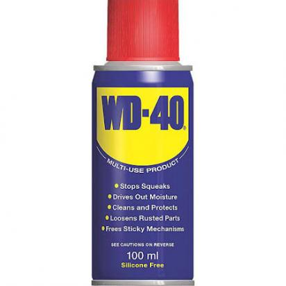 Maintenance Spray - WD40  100 ml Aerosol