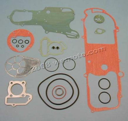 Picture of Yamaha XC 125 Beluga 92 Gasket Set - Full - Pattern